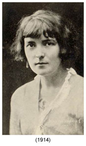 a study of katherine mansfields bliss In the voyage by katherine mansfield we have the theme of innocence, responsibility, change and moving on taken from her the garden party and other.
